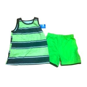 GARANIMALS Toddler Summer Outfit